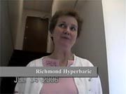 Click on it! Pain and Hyperbaric Oxygen